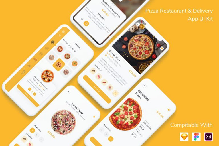 Food delivery & Online ordering system